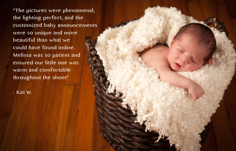 Newborn-baby-sleeping-in-basket